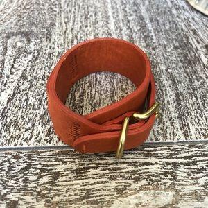 Shinola Detroit Double Wrap Bracelet